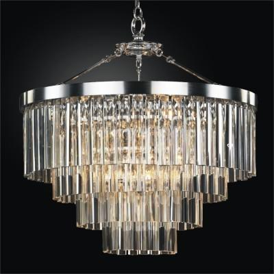 Half Round Glass Chandelier to Semi Flush Mounts | Wind Chime
