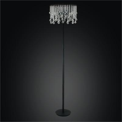 Beaded Drop Floor Lamp | Crystal Rain