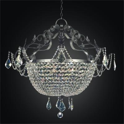 Decorative Grand Pendant | Wrought Iron