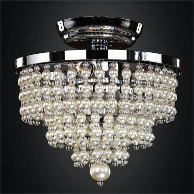 Pearl Light Fixture – Pearl Like Beads | Cava 639