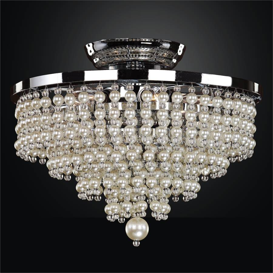 Pearl Ceiling Light | Cava 639 by GLOW Lighting