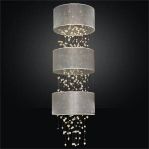 Stairway Lighting Fixture | Champagne 640 by GLOW Lighting