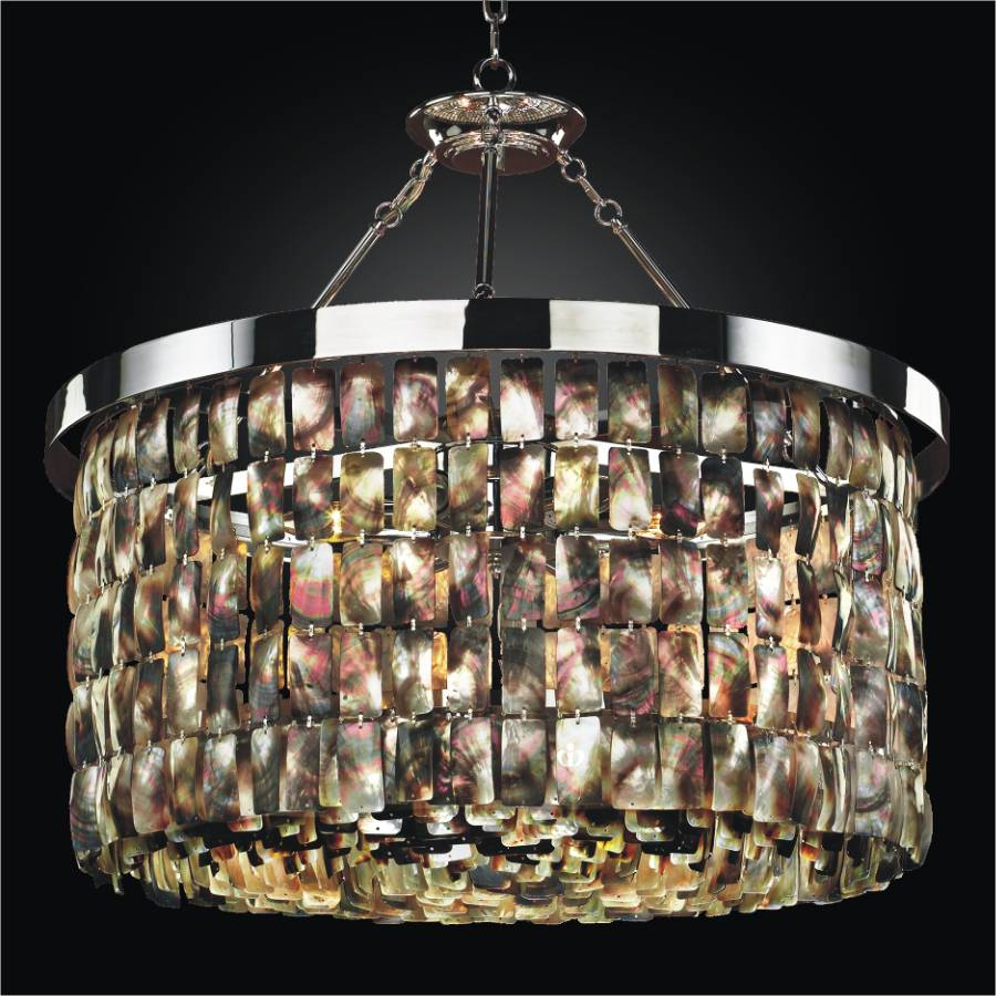 Mother of Pearl Pendant Light | Malibu 618HM28SP