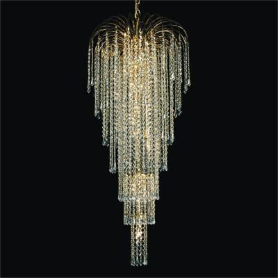 Entry Foyer Chandelier | Cascade 532T