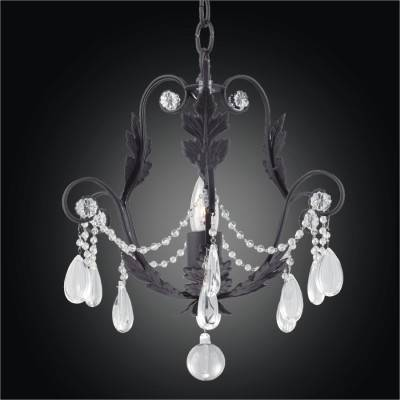 Beaded Mini Chandelier | Chateau 554
