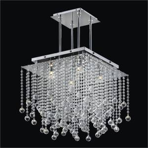 Beaded Chandelier | Cityscape 598B by GLOW Lighting