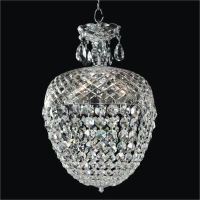 Classic Crystal Mini Pendants | Crystal by Candlelight 542