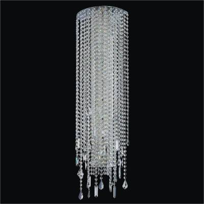 Pendalogue Crystal Wall Sconces | Divine Ice 577