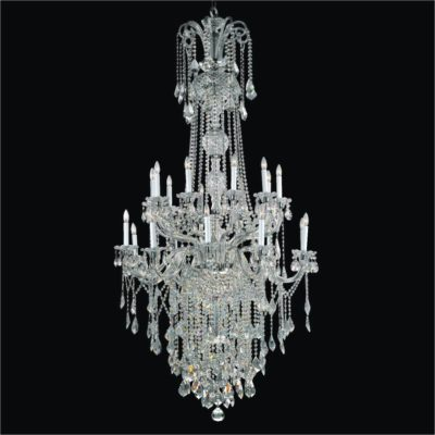 Maria Theresa Chandelier – Foyer Crystal Chandelier | Dynasty 557