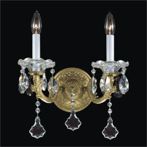 Chandelier Sconce | English Manor 546A by GLOW Lighting