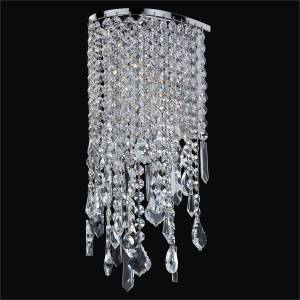 Elegant Wall Sconce   Ensconced 611 by GLOW Lighting