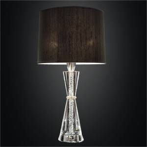 Large Crystal Table Lamp | Glow Elegance 3905 by GLOW Lighting