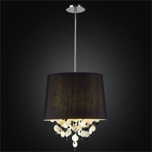 Hanging Drum Light | Illusions 902 by GLOW Lighting