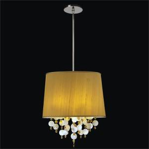 Drum Light Fixture   Illusions 903 by GLOW Lighting