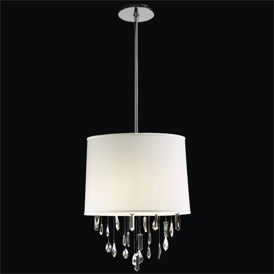 Hanging Lamp Shade | Illusions 906 by GLOW Lighting