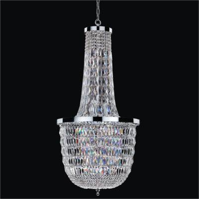 Empire Pendalogue Grand Chandeliers | Lucia 607