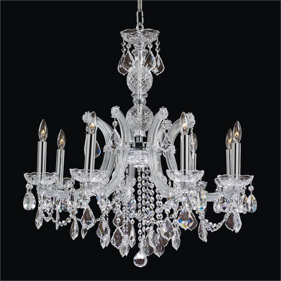 Maria theresa 8 light crystal chandelier maria theresa 561l maria theresa 8 light crystal chandelier maria theresa 561l by glow lighting arubaitofo Choice Image