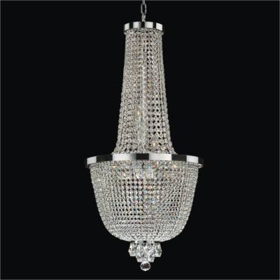 Foyer Crystal Chandelier  | Modern Time 603