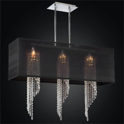 Modern Contemporary Crystal Chandeliers - Shop - GLOW® Lighting