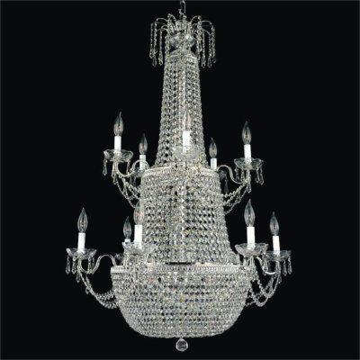 Empire Basket Crystal Foyer Chandelier | Royal Empire 533