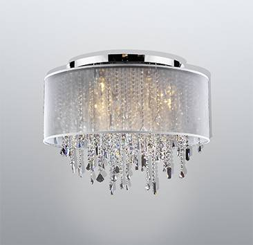 shaded-chandelier