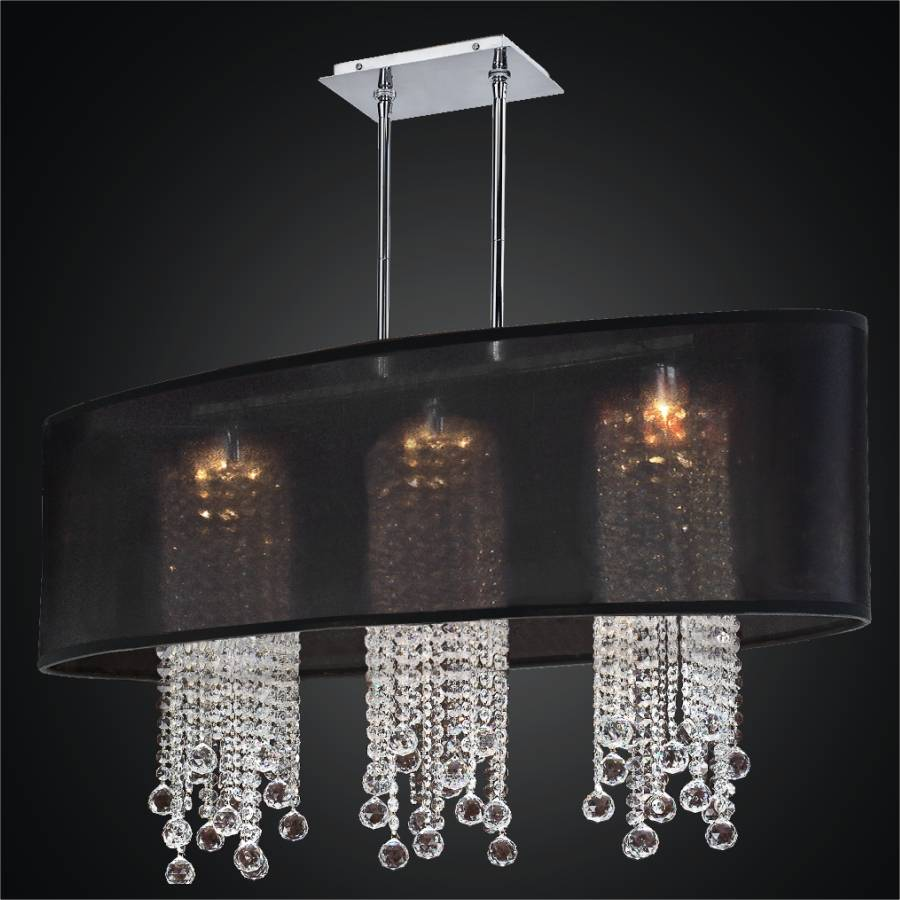 Crystal Ball Pendant Chandelier | Soho 626FM33SP-B-7C