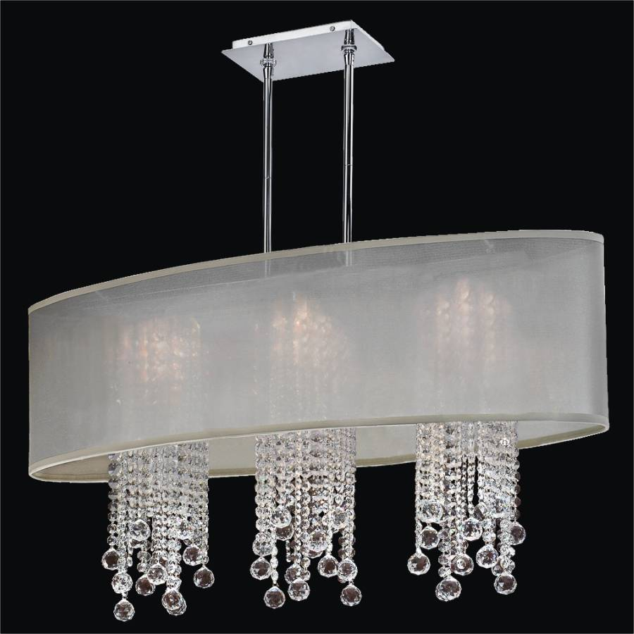 Crystal Ball Pendant Chandelier | Soho 626FM33SP-T-7C