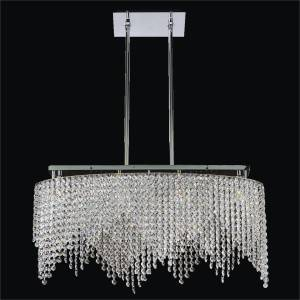 Contemporary Crystal Pendants | Willow 576