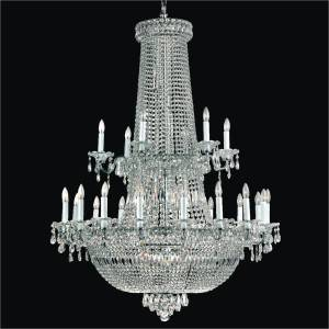 Foyer Crystal Chandelier – Empire Crystal Chandelier | Windsor Royale 551
