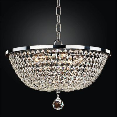 Crystal Empire Pendant Chandelier | Synergy 630