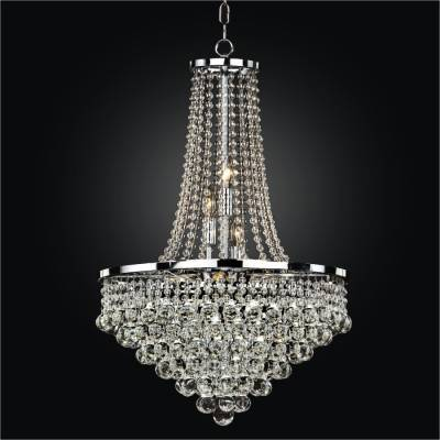 Beaded Chandelier – Empire Chandelier | Summerhill 643
