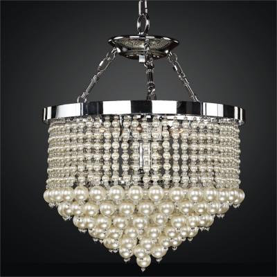 Pearl Chandelier Light | Vintages 641