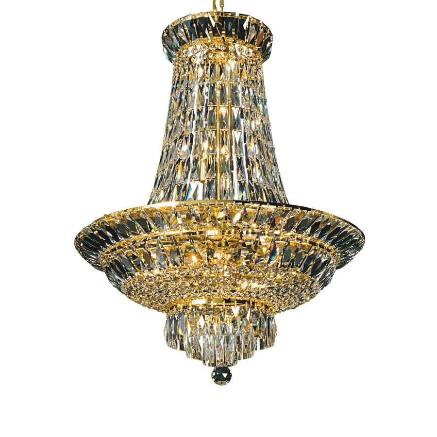 Crystal Basket Chandelier | Heritage Empire 503