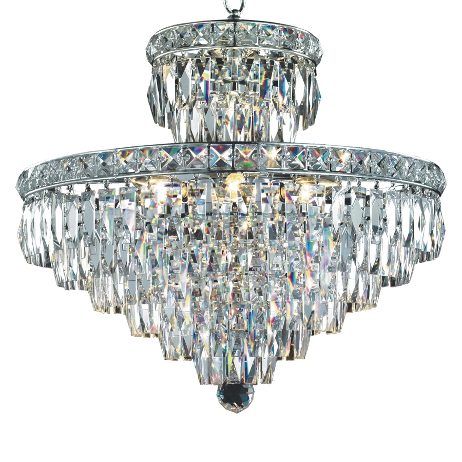 Diamond Allure 506rd Chandeliers 6 9 Lights