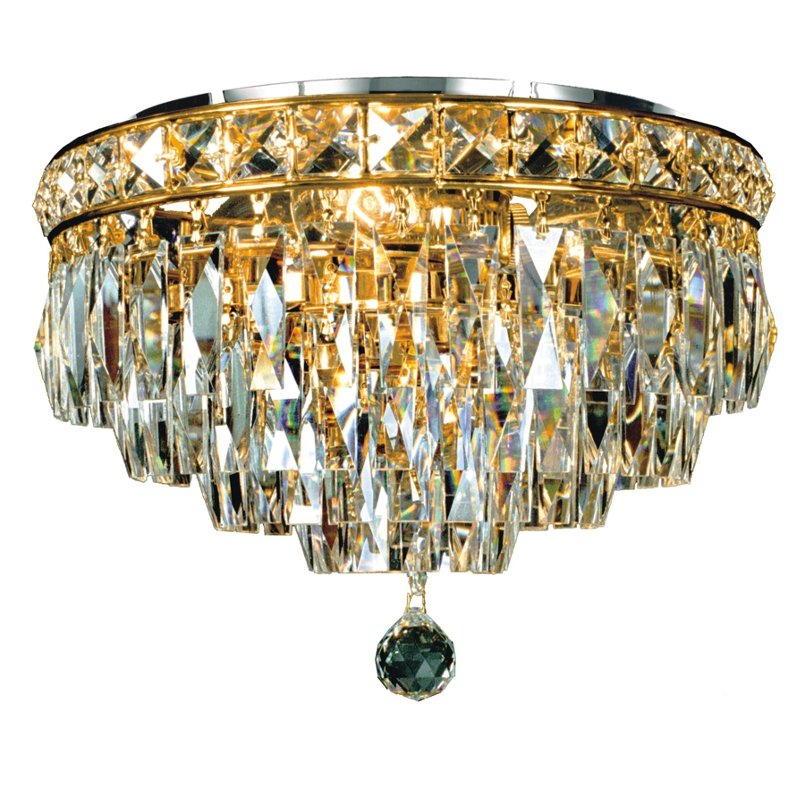 Tiered Ceiling Light | Diamond Allure 506rc11GF