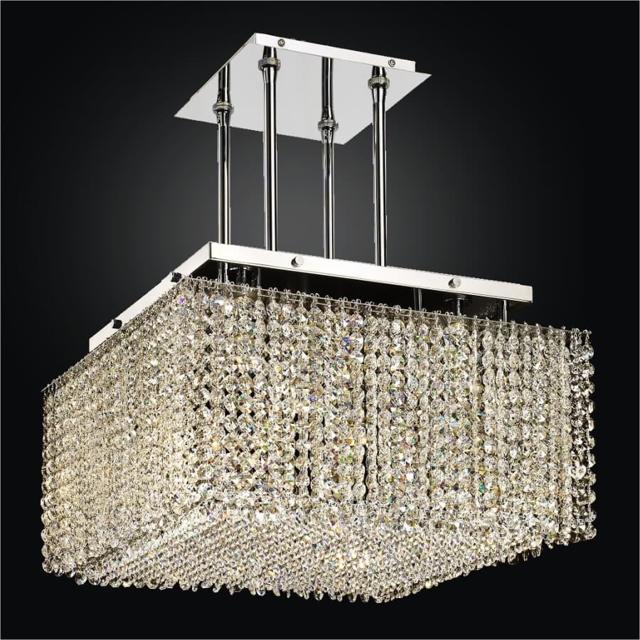 Crystal Light Fixtures Example 1