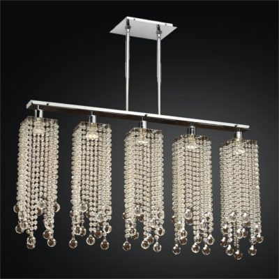 High Quality Kitchen Island Chandelier U2013 Beaded Chandelier | Chelsea 645 Nice Look