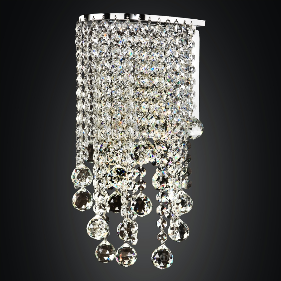 Contemporary Sconce | Ensconced 611 by GLOW Lighting