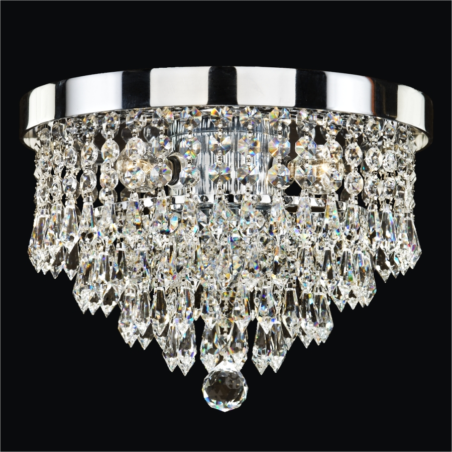Teardrop Ceiling Lights | Spellbound 605 by GLOW® Lighting
