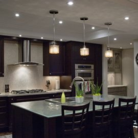 Layered Lighting with Crystal Chandeliers – Doing it the Glow Way