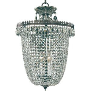 Crystal Lantern Chandelier | Balmoral 553 by GLOW® Lighting