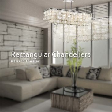 Shop Rectangular Chandeliers