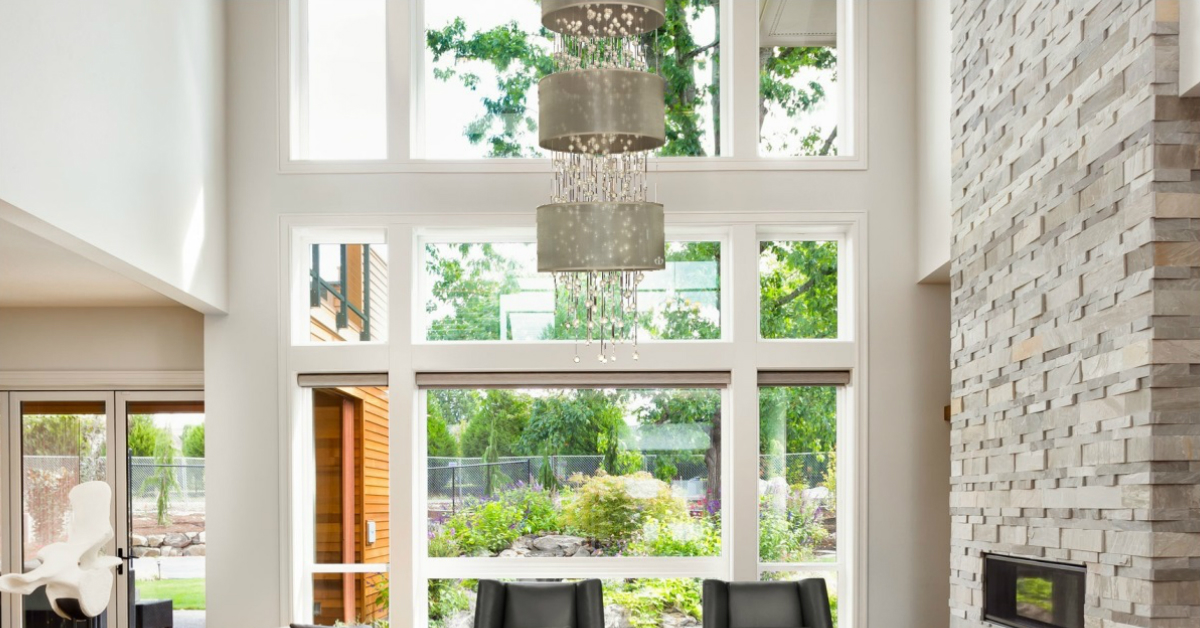 Foyer Chandelier Window : Beaded chandeliers you love u light fixtures glow lighting
