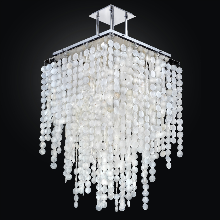 Long Capiz Shell Chandelier Cityscape 598cd24 37sp 7