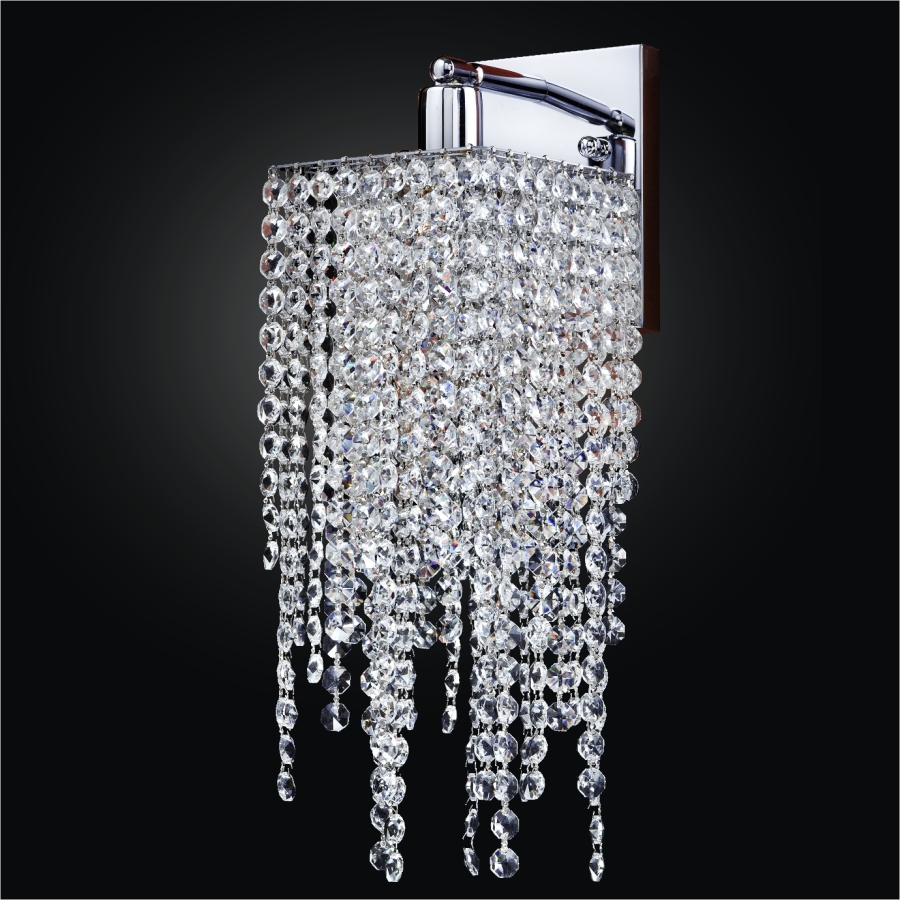 Crystal Wall Lights Cityscape 598aw1lsp 7c