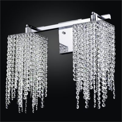 Crystal Wall Sconce – Crystal Wall Lights | Cityscape 598A