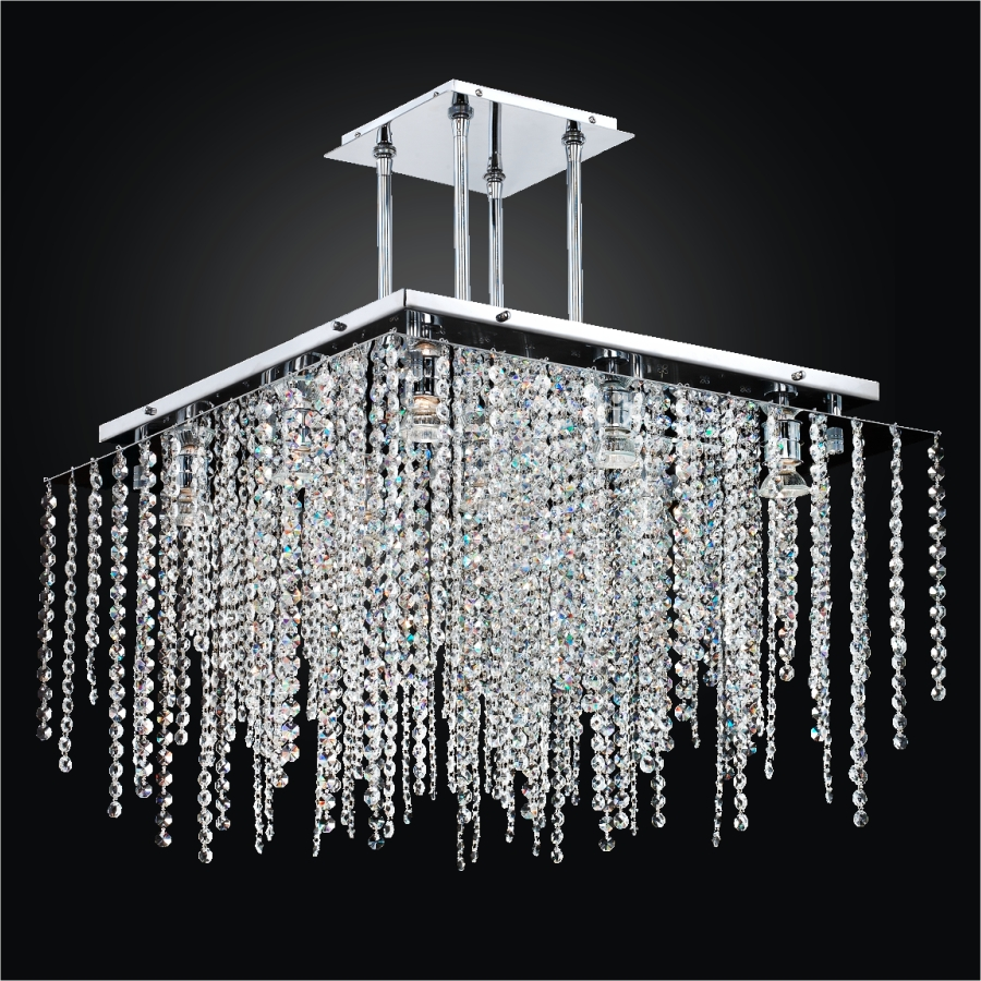 Square crystal chandelier square chandelier cityscape 598a glow square crystal chandelier square chandelier cityscape 598a arubaitofo Choice Image