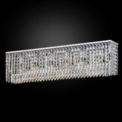 Crystal Vanity Light  | Urban Chic 596
