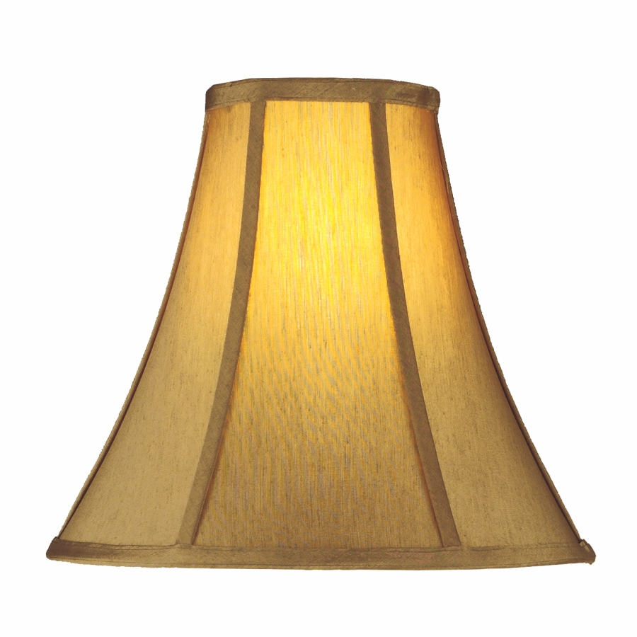 Silk lamps shades by GLOW® Lighting