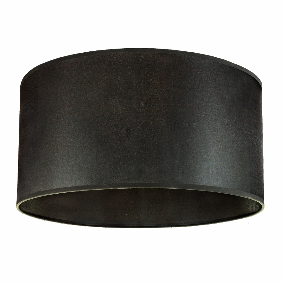 Drum Shades for Chandeliers and Ceiling Lights | Sheer Shade SH005 by GLOW® Lighting